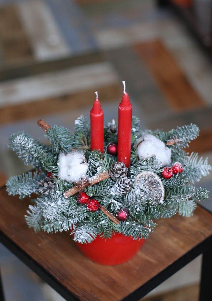 Рождественская композиция #11