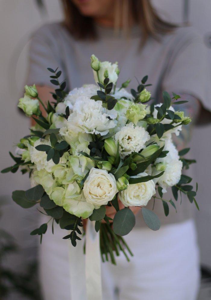 Свадебный букет №10