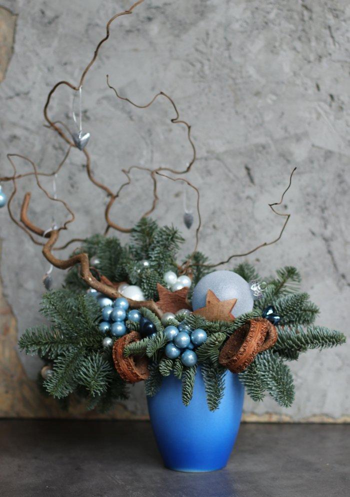 Рождественская композиция #5